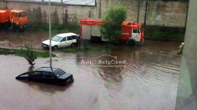 Потоп на Губкина 15д 20.07.2018