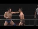 Shoki Kitamura Towa Iwasaki vs Koji Kawamura Yasutaka Oosera Michinoku Pro Tokyo Conference 2018 Vol 2 ~ Jisetsu Torai