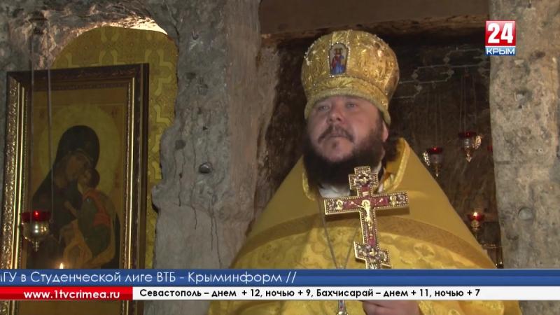 День памяти Апостола Андрея Первозванного, просветившего светом Евангелия на заре христианства - древнюю Тавриду, праздновали в