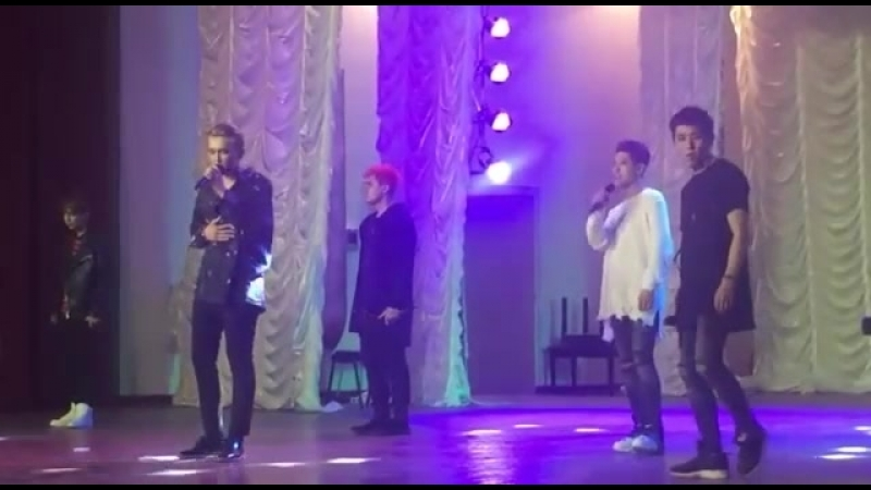 Кавер на песню BIGBANG Last Dance