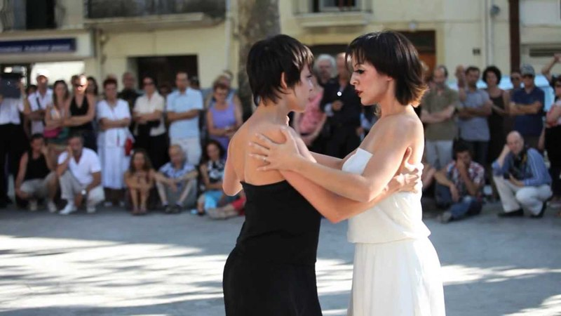 Duo danse Tango Lory Perez Carolina Udoviko
