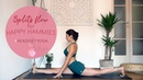SPLITS FLOW for HAPPY HAMMIES - Yoga flow to stretch your hamstrings!