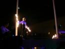 Шоу в одном из ночных клубов Туниса