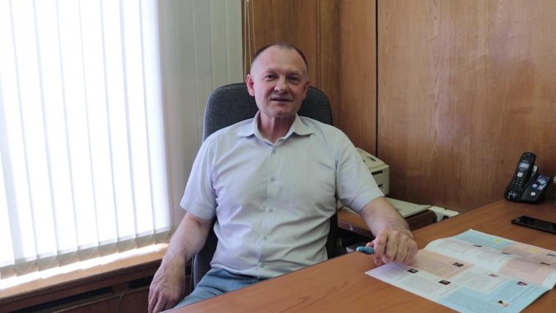 Интервью с зам. декана по учебной работе Федотовым М.В.