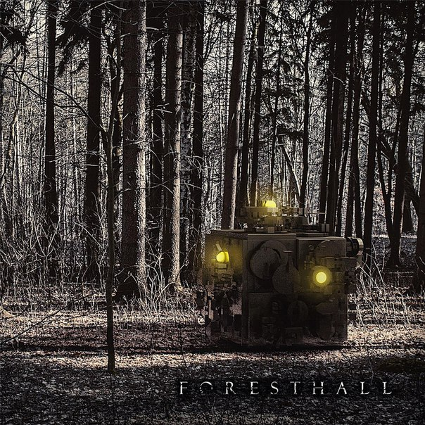 Foresthall - Foresthall [EP] (2017)