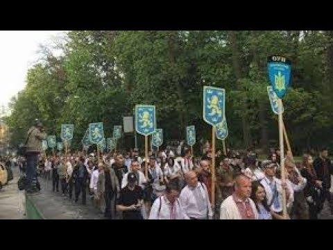 Фашисты на параде в Донецке, или мозаичная шиза украинских журналистов