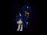 Sonic и Sonic.exe под песню Одиночество (Читай описание)