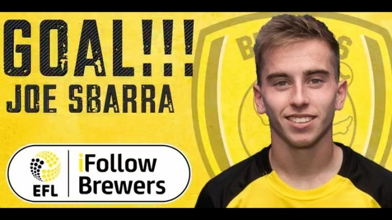 OOOOHHH YES. Sumptuous lob from @JoeSbarra1 from @benfox98s excellent through ball! - - Follow it here .mp4
