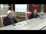 Putin über den Iran auf deutsch