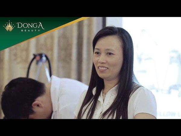 Nám 10 năm đã chữa khỏi - Chia sẻ của chị Trần Thị Vân