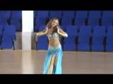 Восточные Танцы. Ох как красиво танцует))