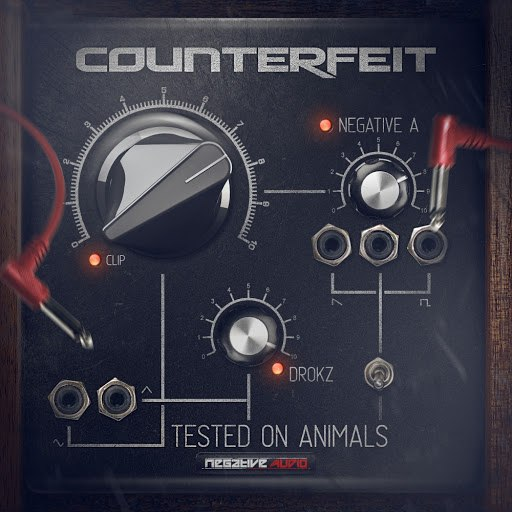 Counterfeit альбом Tested On Animals
