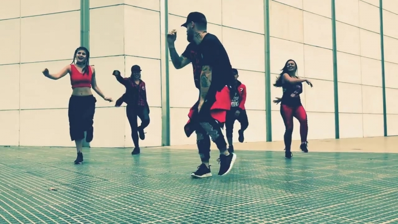 La Cintura - Alvaro Soler - Marlon Alves Dance MAs - Zumba