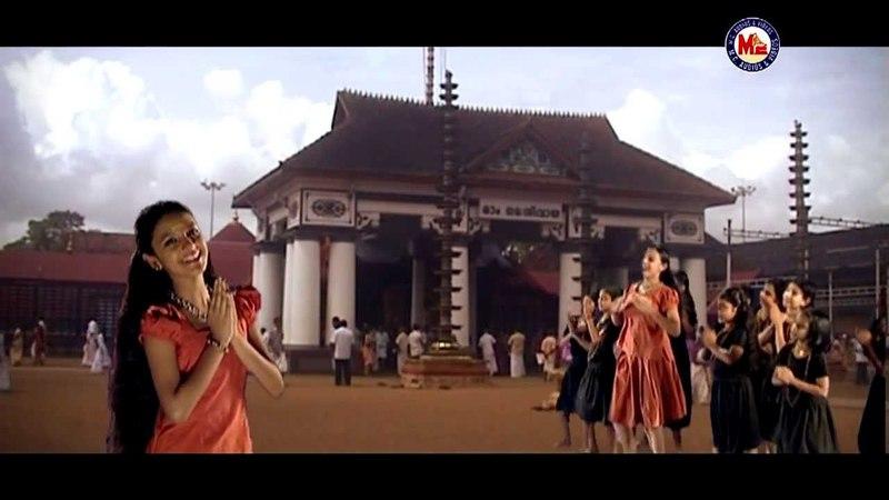 SABARIMALAI SARANAMALAI | SABARIMALA YATHRA | Ayyappa Devotional Song Tamil | HD Video Song