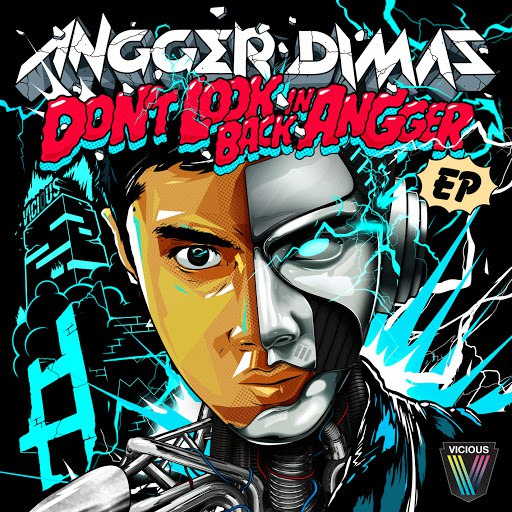 Angger Dimas альбом Don't Look Back In Angger EP