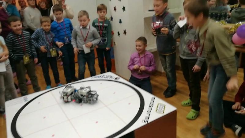 Турнир по робототехнике