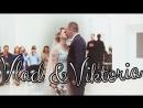 Свадебное видео Вики и Влада