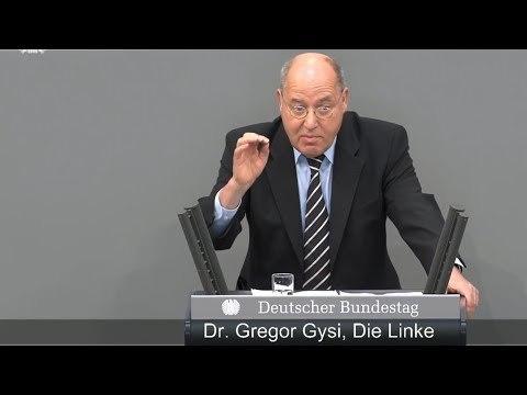 Грегор Гизи: Пришло время Европе заплатить за нарушение международного права [Голос Германии]