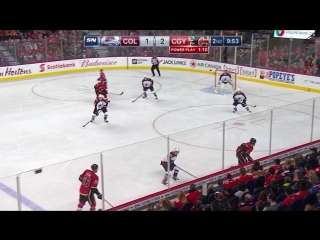 Colorado Avalanche vs Calgary Flames – Feb. 24, 2018 _ Game Highlights _ NHL 201
