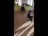 РЕБЯТА ИЗ ГРУППЫ BREAK DANCE