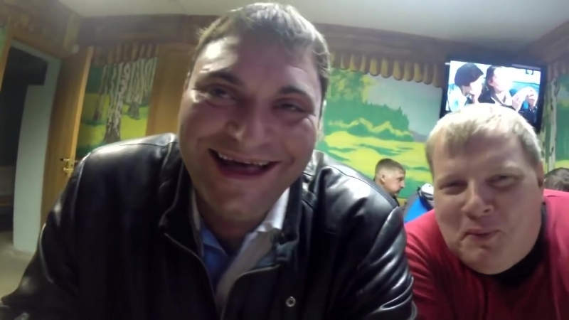 [butterfly] Дмитрий Шилов один день из старой жизни. Вадюша, Михалыч и Марик
