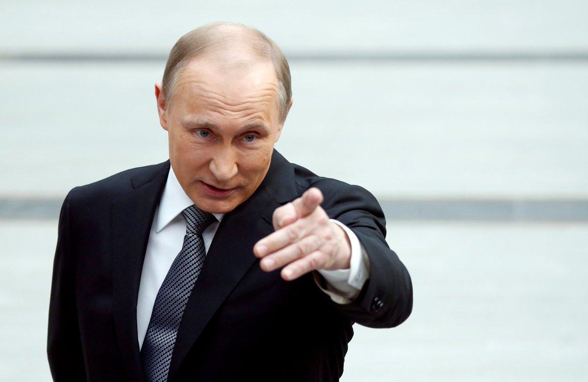 Путин жизнь вне политики