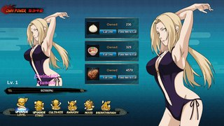 Naruto Online : What I Want #25 - Tsunade [Swimsuit]
