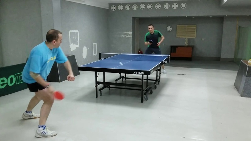 Table tennis Academtour 487. Абрамов - Шинкевич