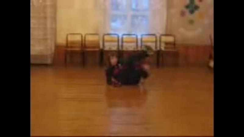 Ст. Вичуга Break Dance