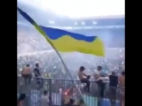 Шикарне виконання Вонв свтла на Днпро-Арен!