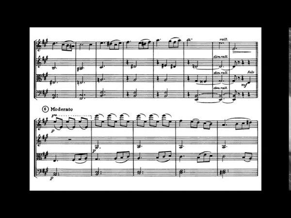 Heitor Villa Lobos - String Quartet No. 1 (1915 - rev. 1946)