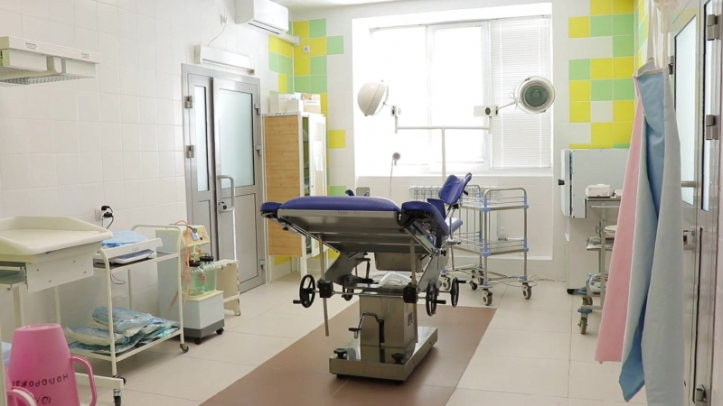 Тетюшское родильное отделение