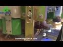 Wood brush make machine brush handle making machine wood copying shaper