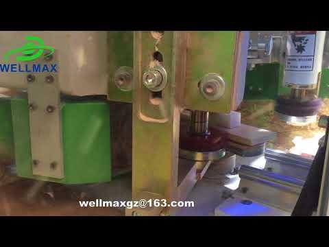 Wood brush make machine,brush handle making machine,wood copying shaper