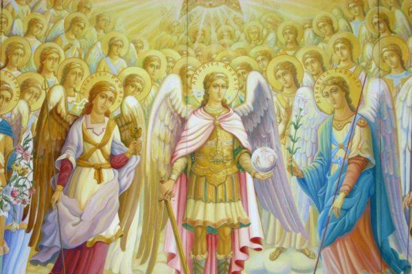 Сказка про ангелов