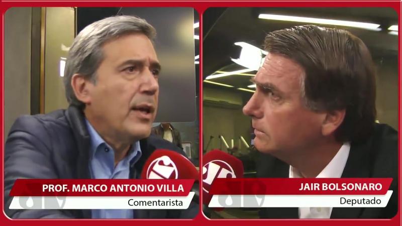 JAIR Bozonaro e humilhado