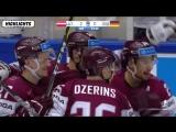 Латвия - Германия - 3:1