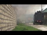 Появились новые видео уничтожения боевиков, готовивших теракты на майские праздники