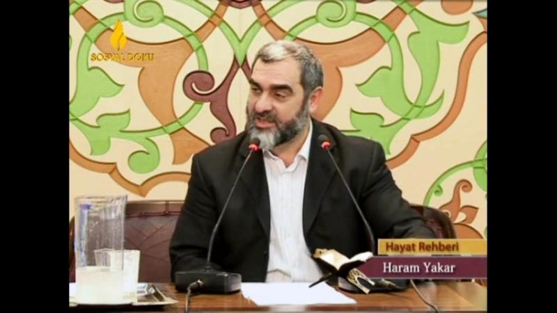 25) Haram Yakar Nureddin Yıldız Sosyal Doku TV