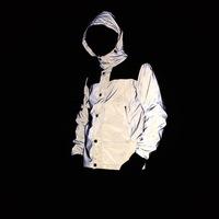 d4a5d6152f89 🔥Рефлективная куртка supreme x the north face black🔥