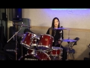 Bring Me The Horizon - Can You Feel My heart __ Drum cover by Gaeun in MARMELLO