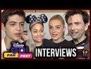Disney Stars Talk Disney Channel GO! Fan Fest | Andi Mack, Ducktales, Zombies, Raven's Home Cast