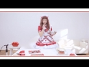 Tomita Shiori feat. Ladybeard - Valentine Kiss Японский клип