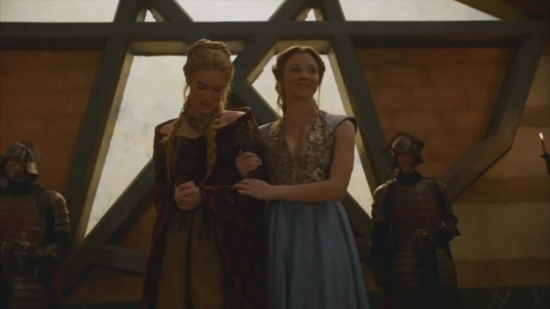 Game of Thrones 3x08_ Cersei reminds Margaery whos boss