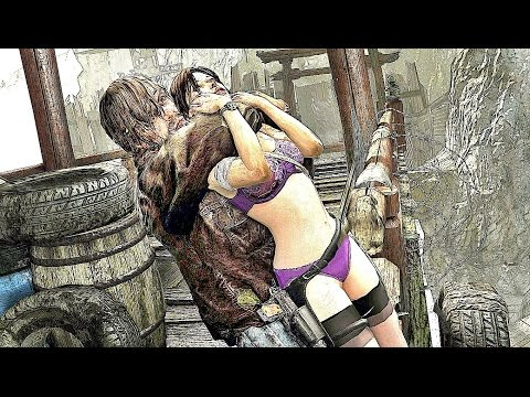Tomb Raider 2013 Ryona Part 6