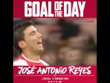 Goal of the Day: Reyes