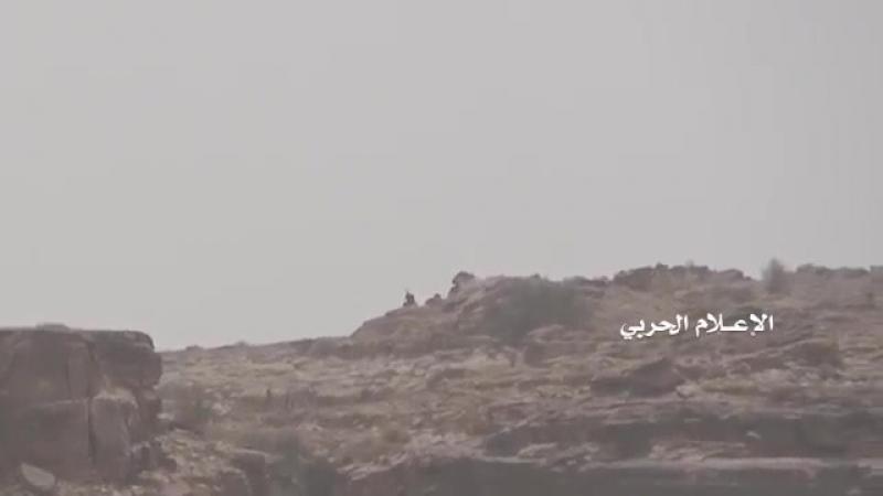 Ансар Аллах взяли гору и уничтожили суданских крыс у порта Алаб (провинции Aсир саудия)