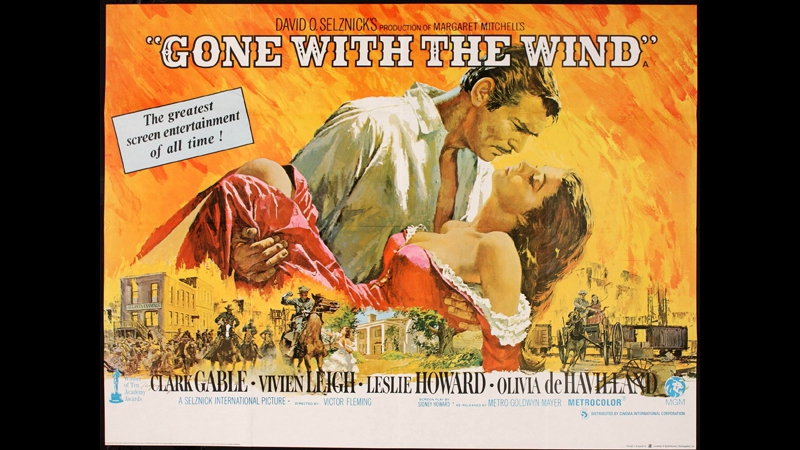 gone with the wind the