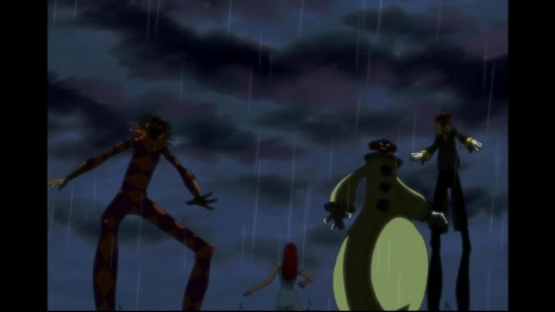 Клоуны 32 - Люди Икс: Эволюция (X-Men Evolution, 2Х12 Mindbender, 2002)