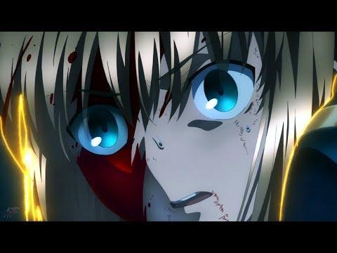 FateStay Night - Heaven's Feel「AMV」 - Legends Never Die